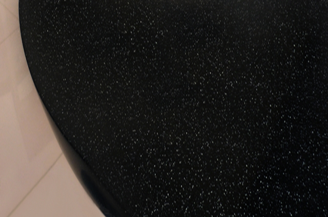 Bread Asia Table Top Solflex Solid Surface Midnight