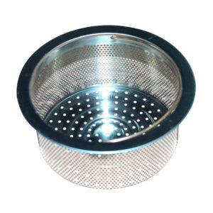 Stainless Steel Septic Pot (for curve)