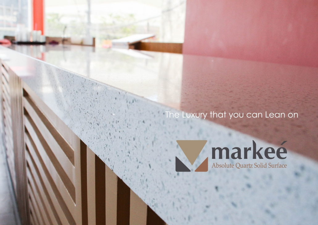 Markee Absolute Quartz Countertop - The Luxury That You Can Lean On