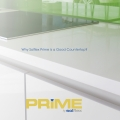 Why Prime by Solflex is a Good Countertop Choice
