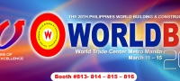 worldbex (WORLD BUILDING & CONSTRUCTION EXPO) 2015