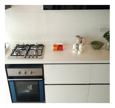 solflex superior kitchen coutentop