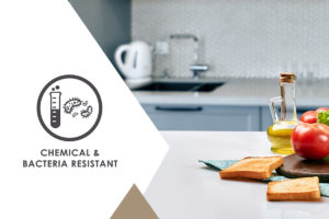 Markee absolute quartz - chemical and bacteria resistant