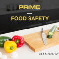Prime by Solflex Food Safety Certified by NSF