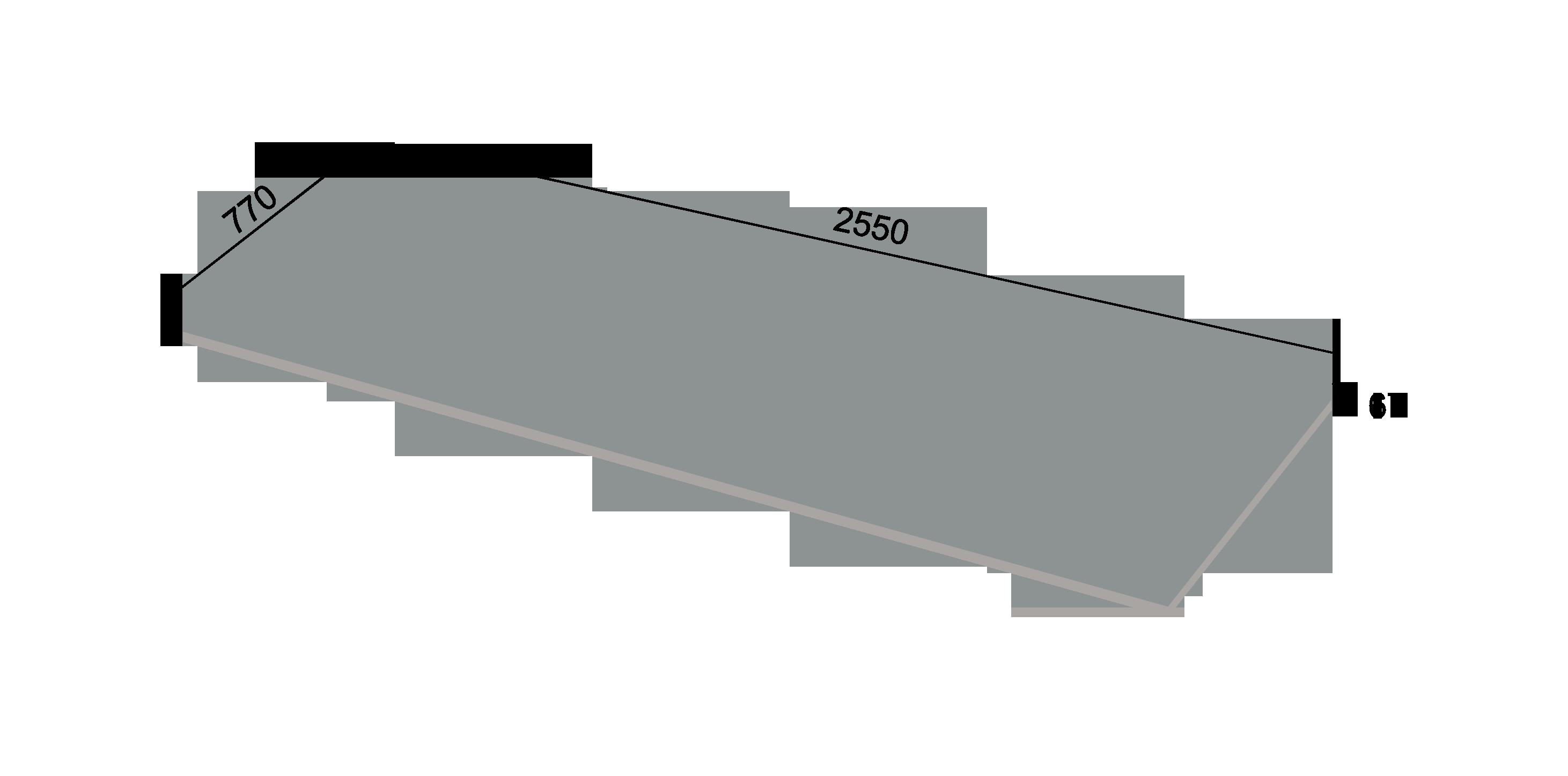 solflex superior plate dimensions