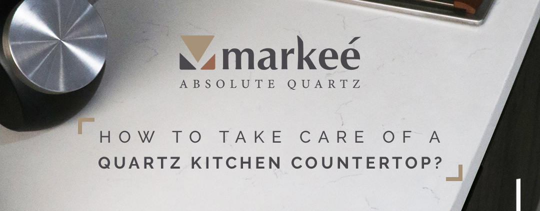 Markee Countertop care and maintenance