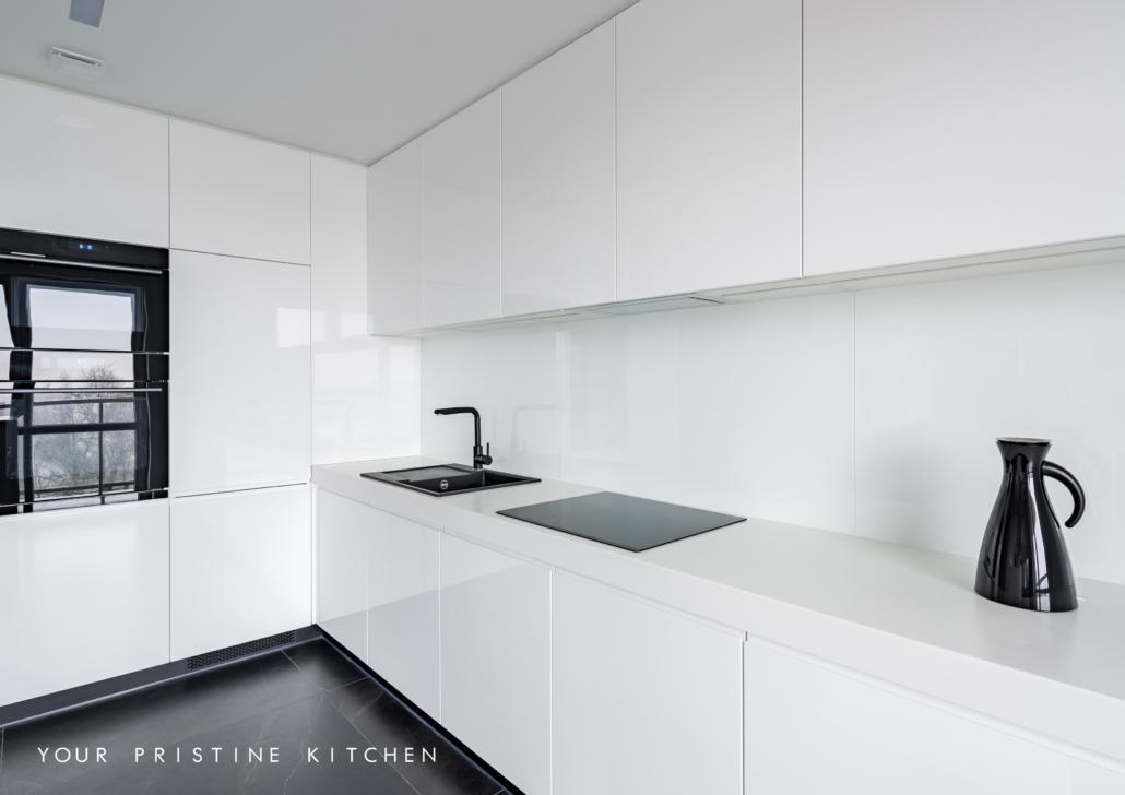your pristine kitchen countertop